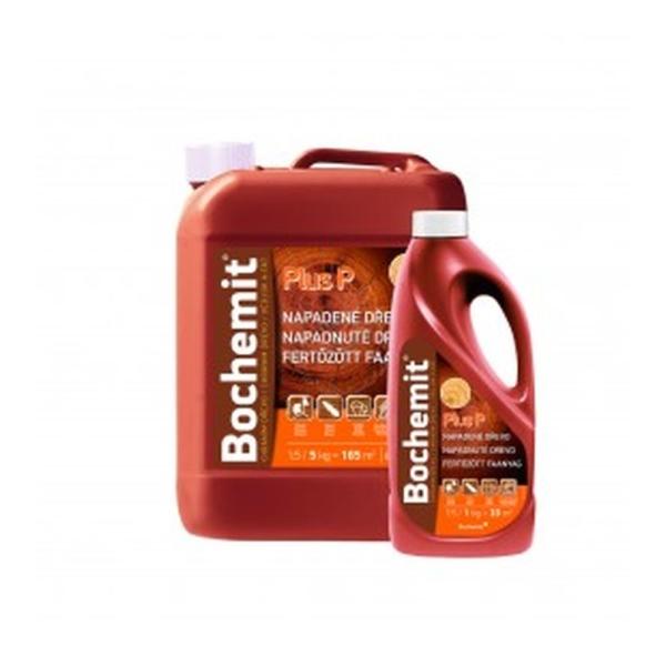 Faanyagvédelem Bochemit faanyagvédő szerrel (rovar, gomba)