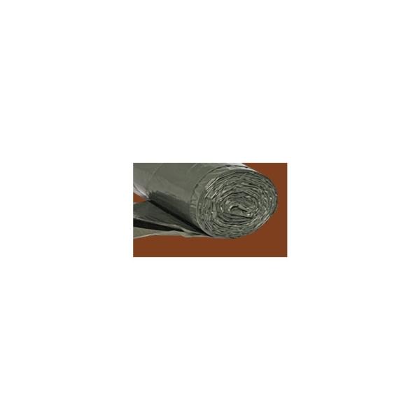 BB PE Ipari újrahasznosított fólia fekete 0,12 mm x 8,5x60 m
