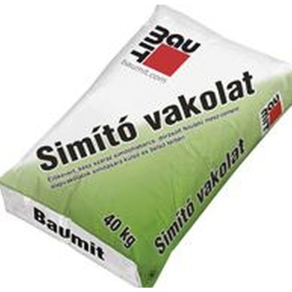 Baumit Simító Vakolat (PerlaExterior) 40 kg