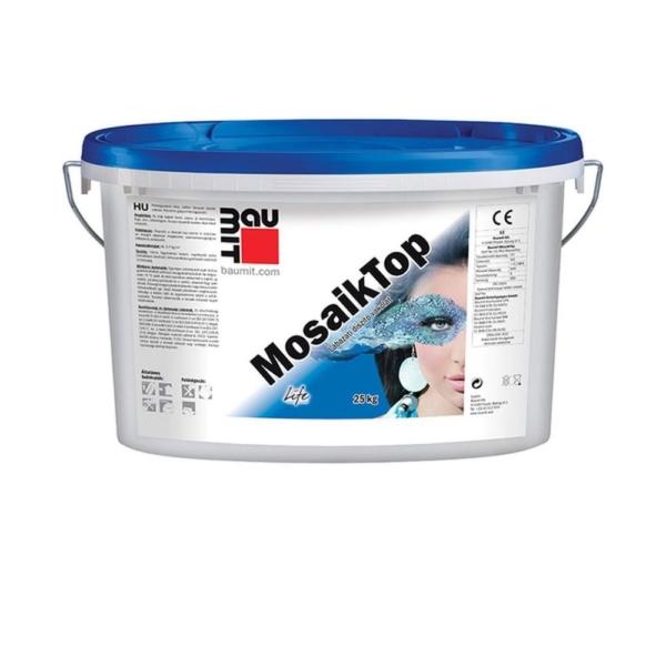 Baumit MosaikTop Lábazati és díszítő vakolat M330, 25 kg