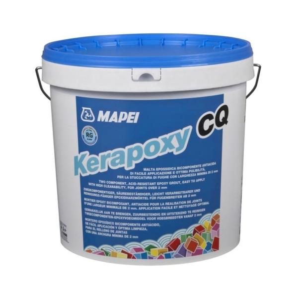 Mapei Kerapoxy CQ 2K epoxi fugázó R2T RG 132 bézs 10 kg