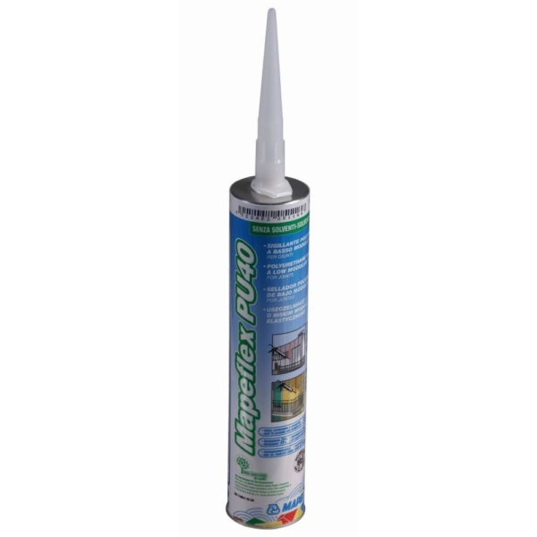 Mapei Mapeflex PU 40 hézagkitöltő festhető 112 középszürke 600 ml