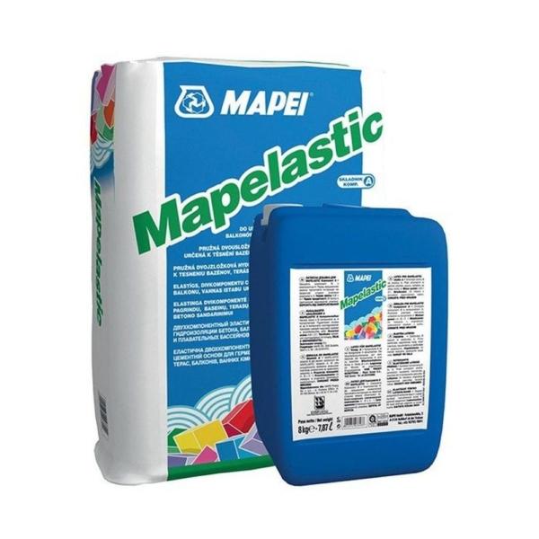 Mapei Mapelastic B komp. Kenhető vízszigetelő 8 kg