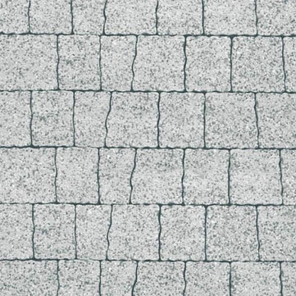 Semmelrock Naturo, kombi SP Térkő gránit szürke 6 cm