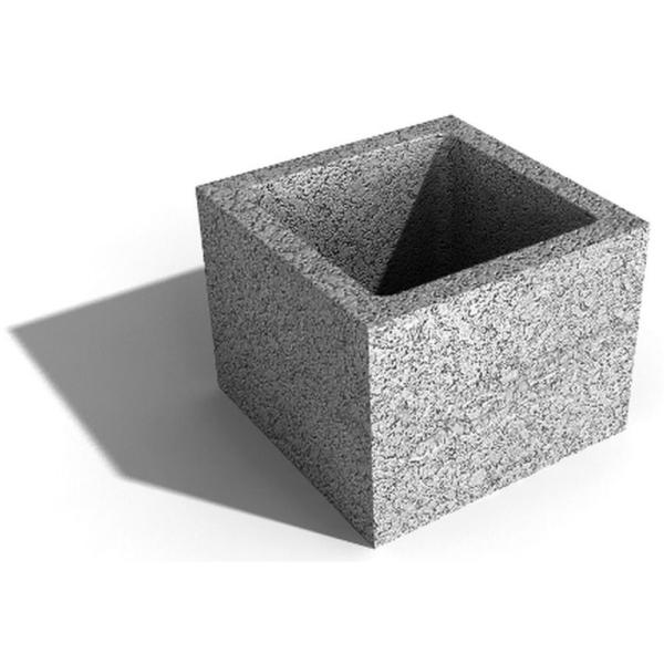 Leier Beton Pillérzsaluzó elem 20x20x23 cm (150 db/rkl)