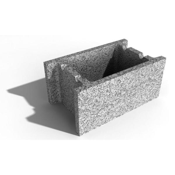 Leier Beton Zsaluzóelem 50x15x23 cm (80 db/rkl)