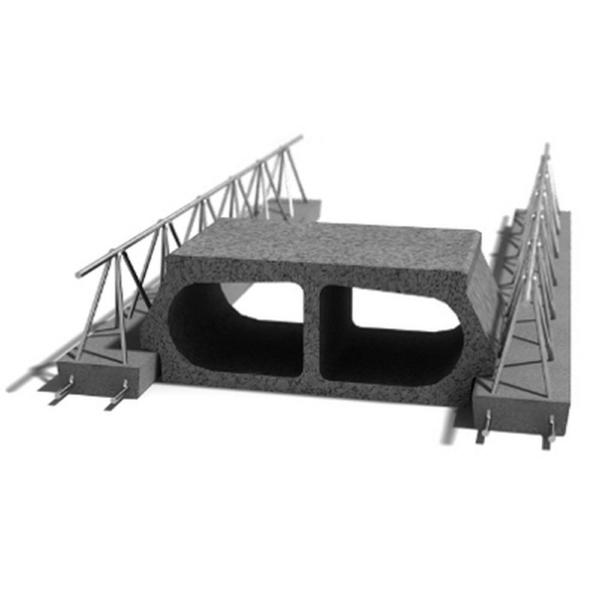 Leier LMF 880 Betongerenda 880x12,5x4,5 cm