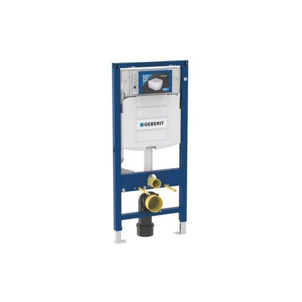 Geberit Duofix WC szerelőelem fali WC részére Sigma 12 cm öblítőtartállyal