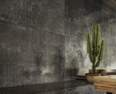 Iris Diesel Grunge concrete