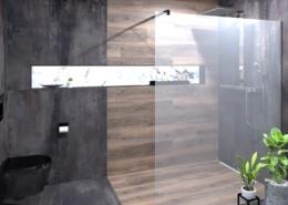 3D látványterv ABK Interno 9 burkolattal